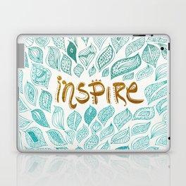 Inspire Laptop & iPad Skin