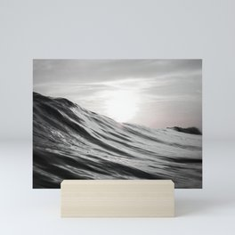 Motion of Water Mini Art Print