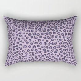 Pink cheetah Rectangular Pillow