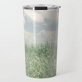 sugar cane field 2 Travel Mug