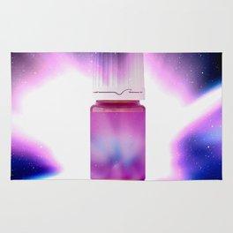 Lavender Galaxy Rug