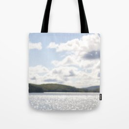Lac Phillippe, Gatineau Park, Quebec, Canada Tote Bag
