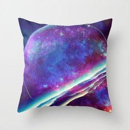 High-tide Throw Pillow