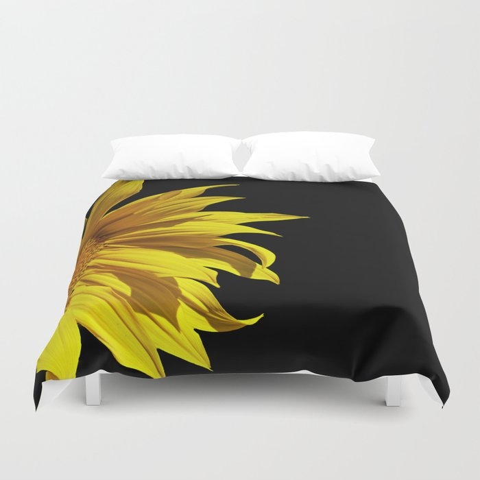 sun Blink Duvet Cover