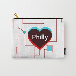 Philly In Transit Carry-All Pouch
