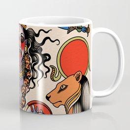 Warrior goddess Coffee Mug