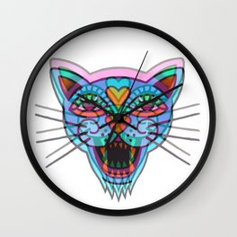Wildest Thing Wall Clock