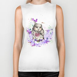 Little Owl Biker Tank