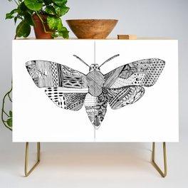 Death Head Moth Credenza