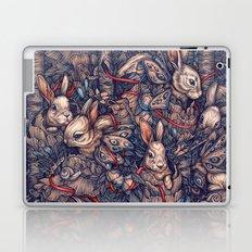 Bunnerflies Laptop & iPad Skin