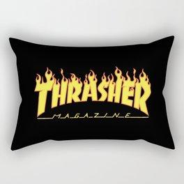 Thrasher Magazine Rectangular Pillow