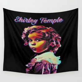 Legend Of Shirley Wall Tapestry