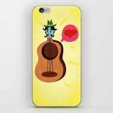 Alberto iPhone & iPod Skin