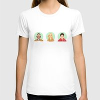 tenenbaums T-shirts featuring The Tenenbaums by Galaxyspeaking
