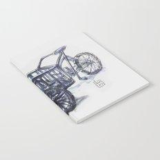 vietnam delivery bike Notebook