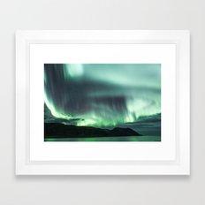 Borgarfjörður, Iceland Framed Art Print