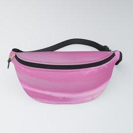 Pink Summer Vibes #1 #decor #art #society6 Fanny Pack