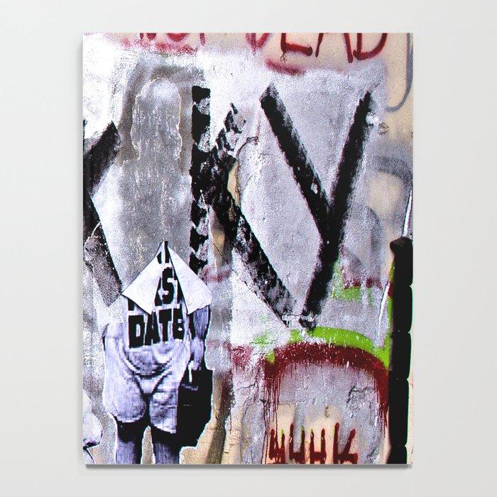 Punk is not dead Notebook