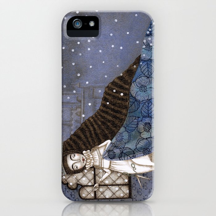 Schneewittchen-The Queen's Wish iPhone Case