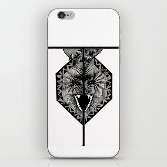 Letter T iPhone & iPod Skin
