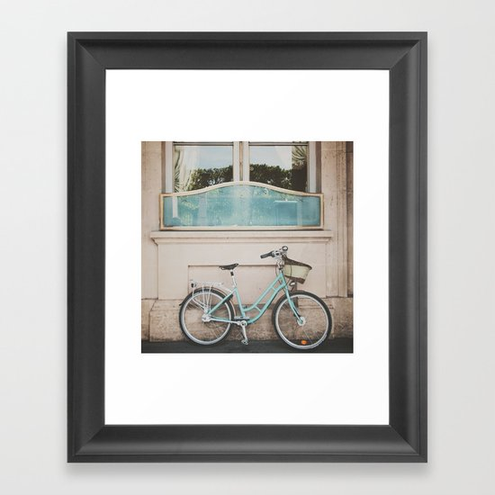 all things european ...  Framed Art Print