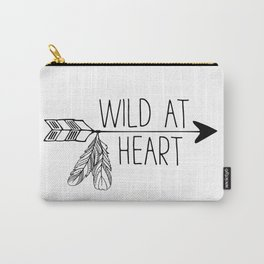 Wild at Heart - Boho Arrow Carry-All Pouch