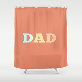 Dad Things Shower Curtain