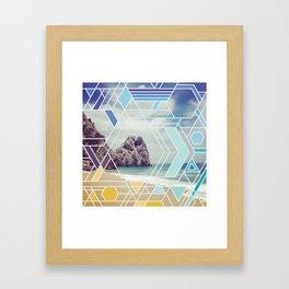 Abandon Framed Art Print