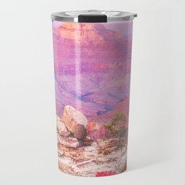 Flowers in the desert Travel Mug