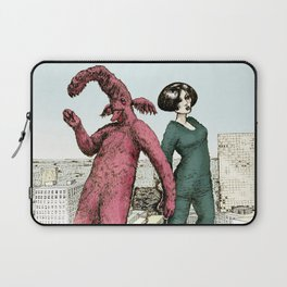 Dancing on the roof Laptop Sleeve