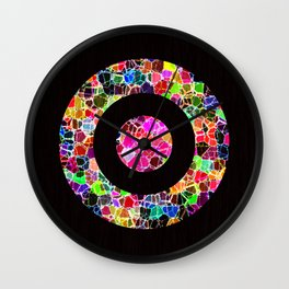 Phosphorus Wall Clock