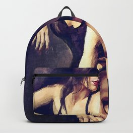 Seductive Lingerie Backpack