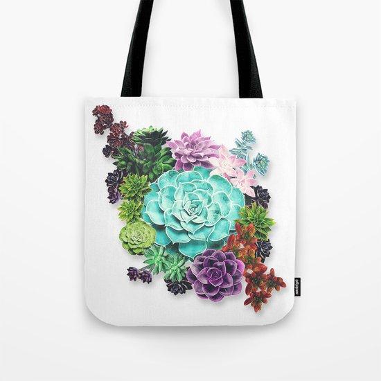 Succulent Tote Bag