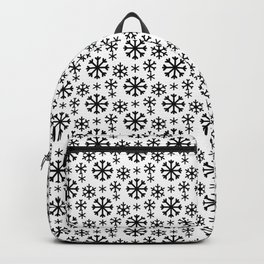 Black Snow Backpack
