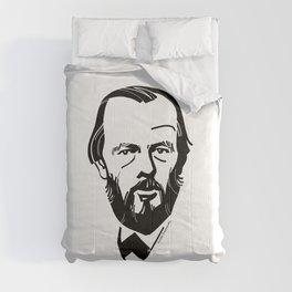 Fyodor Dostoevsky Comforters