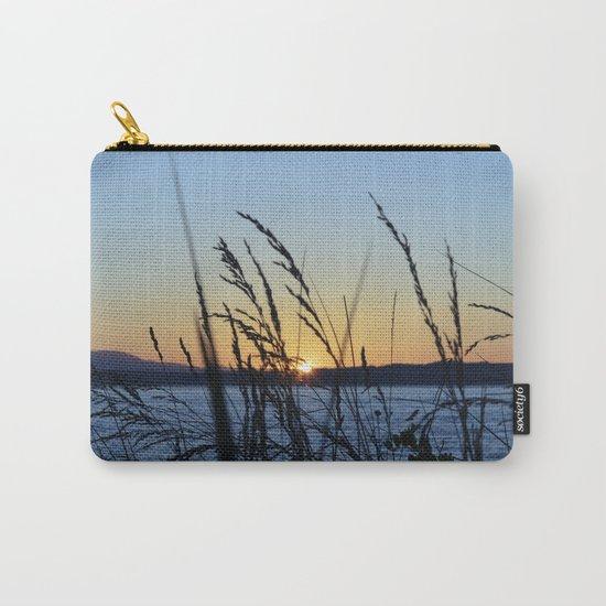 Sunset Sea Grass by richardlawrence