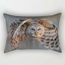 Sunset Hunt Rectangular Pillow