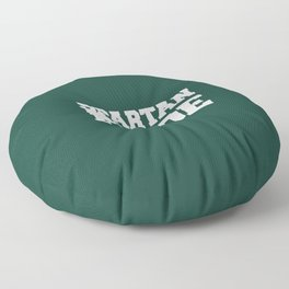 Spartan Pride Floor Pillow
