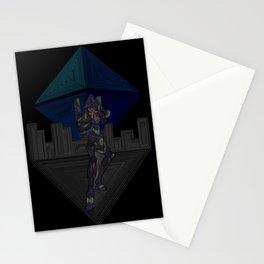 Ramiel's Assault  Stationery Cards