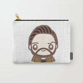 Seb Eyebrows Carry-All Pouch