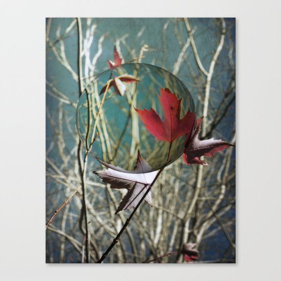 Periphery Canvas Print