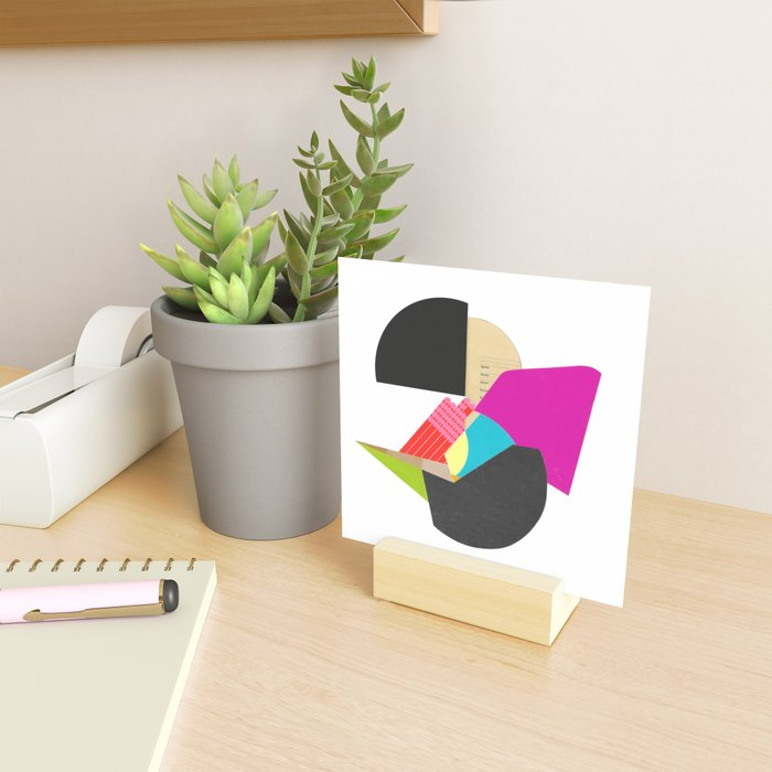 Agenda Mini Art Print