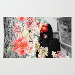 Poppy and Memory II Rug