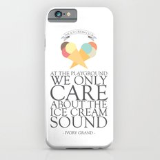 The Ice Cream Club Slim Case iPhone 6s