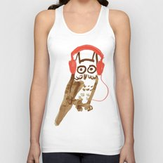 Forest Beats Unisex Tank Top