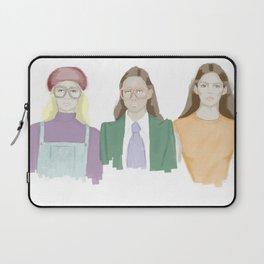 70's Babes (Squad Goals) Laptop Sleeve