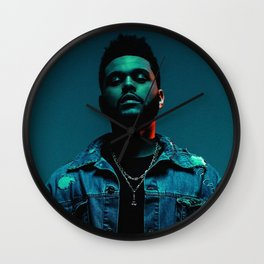 StarBoyPortrait Wall Clock
