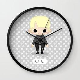 Chibi Jin (Fire) Wall Clock