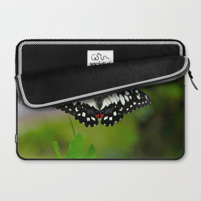 Butterfly Large Laptop Sleeve
