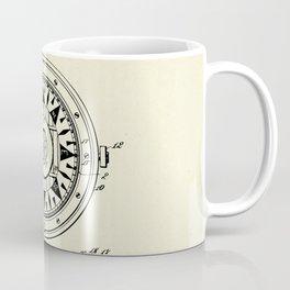 Mariner's Compass-1892 Coffee Mug